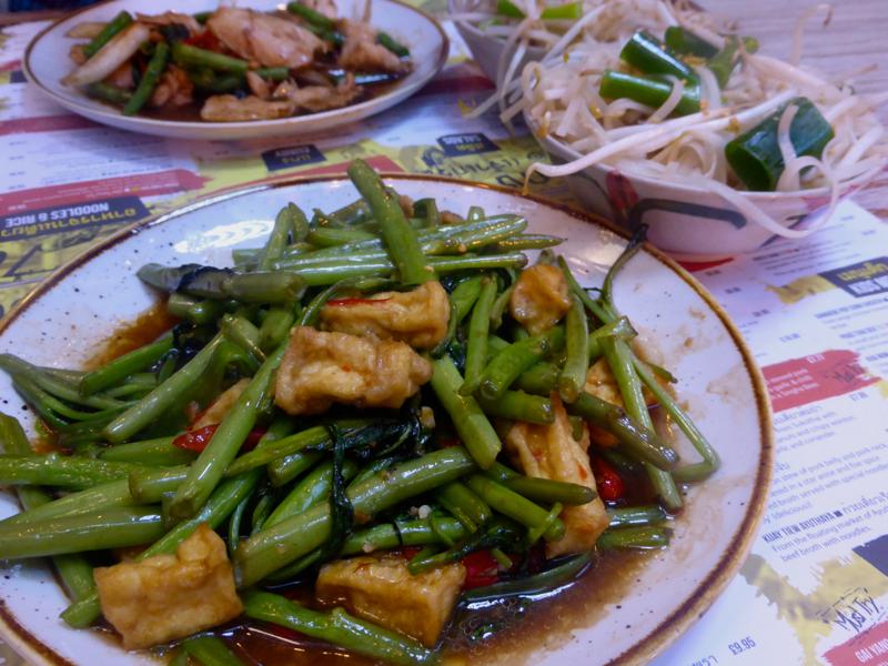 Thaikhun Puk Boong Fai Daeng