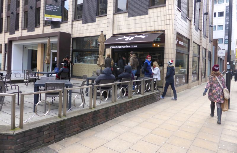 Moose Coffee Manchester Review