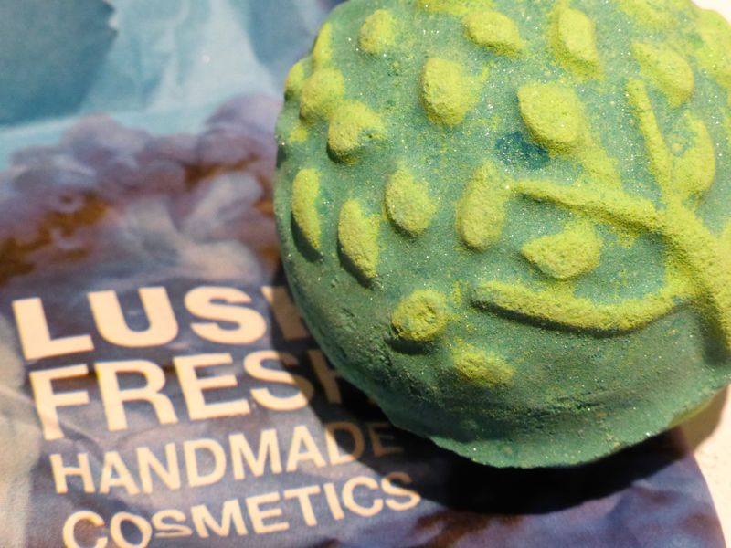 Guardians of the Forest Lush Bathbomb