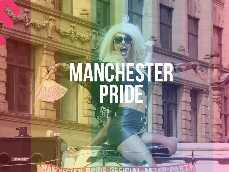 Manchester Pride 2015
