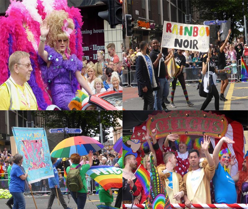 Manchester Pride Parade 2015