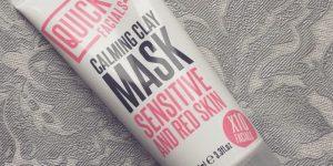 Quick Fix Facials Calming Clay Mask review