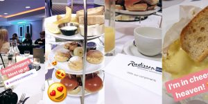 #MCRbloggers meet at Radisson Blu Manchester