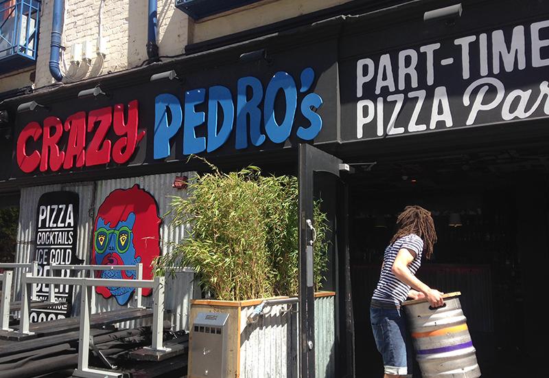 Crazy Pedro's
