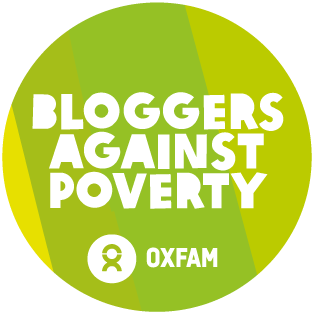 Bloggers against poverty - Oxfam campaign